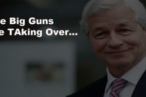 Bitcoin Haters Jamie Dimon & JP Morgan Just Launched Their Own Cryptocurrency.